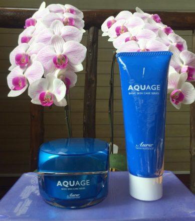 AQUAGE 幹細胞培養液 簡単に肌が蘇ります 速攻バックエイジング – from Instagram