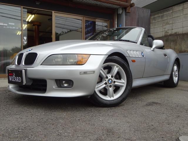 AUTO WIZARD|BMW Z3 ロードスター 2.2i|(シルバー)