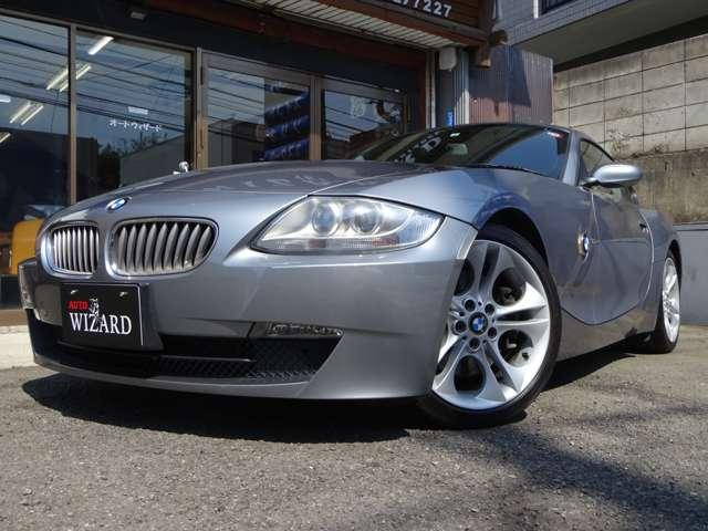 BMW Z4クーペ(グレー)