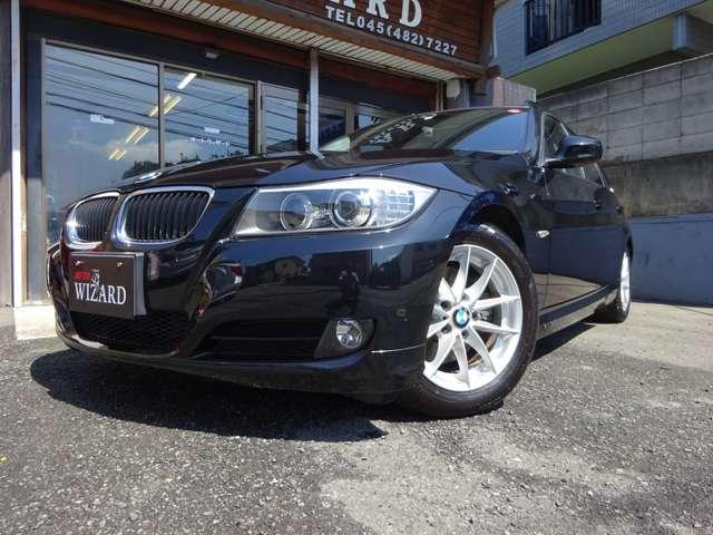 AUTO WIZARD|BMW 320i ツーリング|純正ナビ・サンルーフ・ETC (ブラック)
